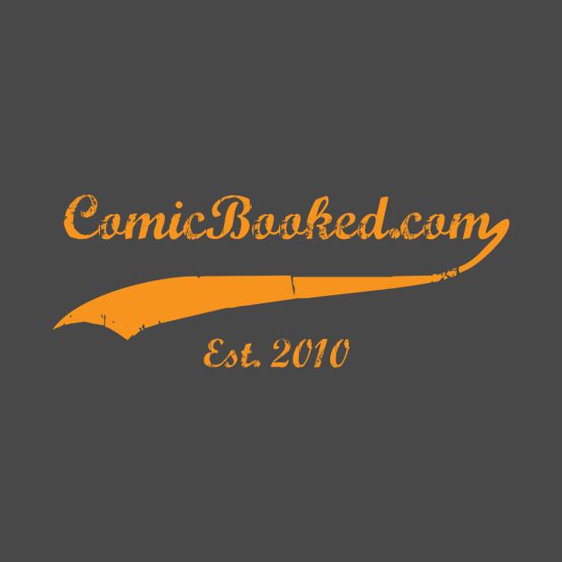 Comic Booked Team Logo