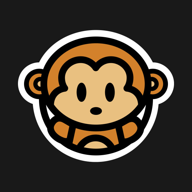 Momo Monkey Bambu Brand