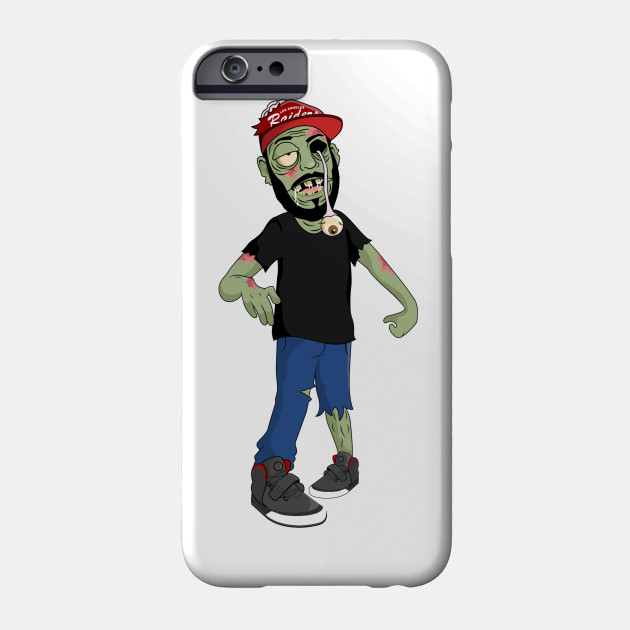 Halloween Zombie Phone Case