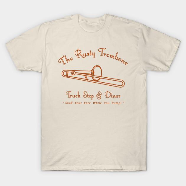 STP Rusty Sign New T-Shirt S-3XL
