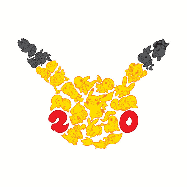 pokemon 20th anniversary limited edition