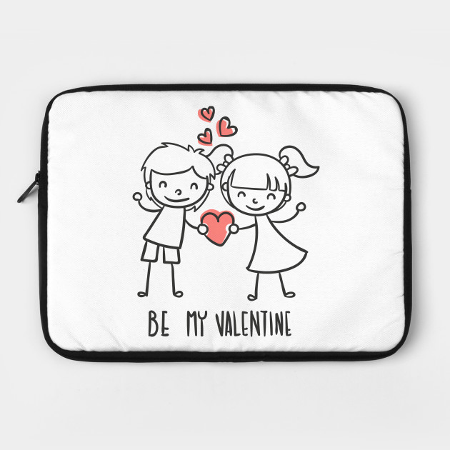 Be My Valentine Romantic Couple Happy Valentine's Day Gift