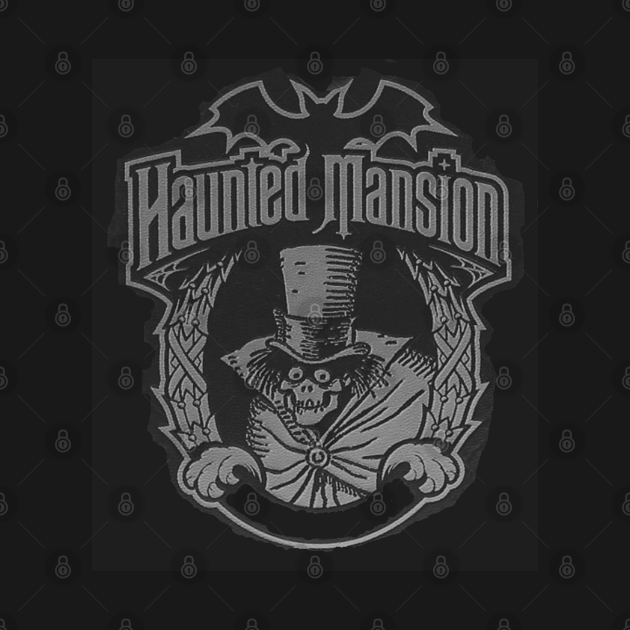 Haunted Mansion - Hatbox Ghost!