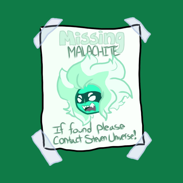 Missing: Malachite