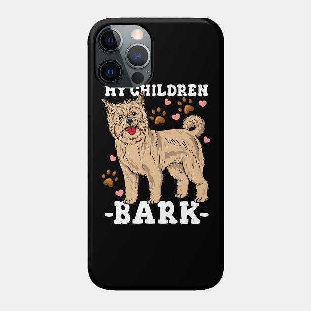 Cairn Terrier Funny Dog Dad Mom Lover Owner