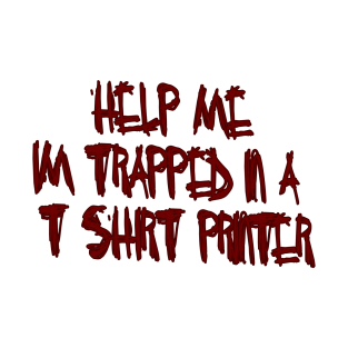 trapped t-shirts