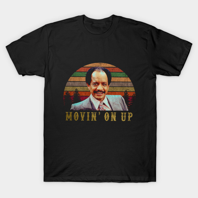 Movin' On It Up Unisex T-shirt, The Jeffersons T-Shirt
