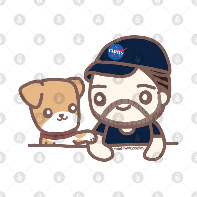 Chris & Dodger 2