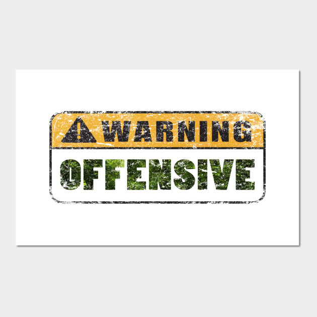 Warning Offensive