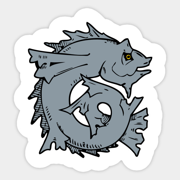 Japanese Fish Art Koi Fish Pond Catfish Koi Fish Sticker Teepublic