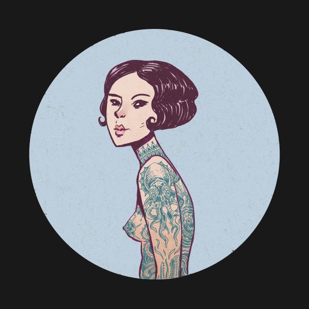Trish - Tattooed Lady