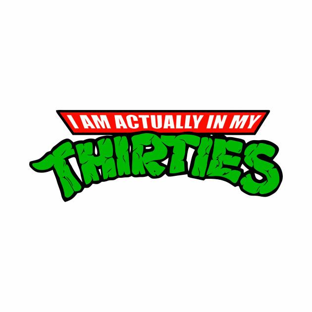 Meeseeks Thirties Turtle
