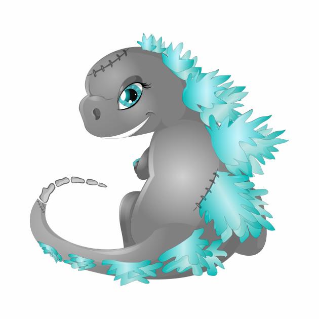 Magzilla Zombzilla Godzilla
