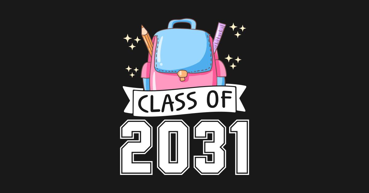 20def573e5a Class of 2031 Grow with me gift for kindergarten, preschool boys, girls and  teachers by baddesignco