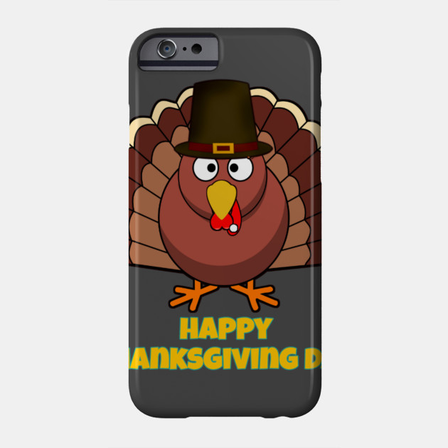 Happy thanksgiving amazing gift thanksgiving day t-shirt Phone Case