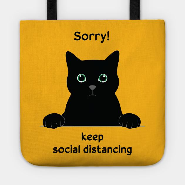 Sorry, keep social distancing