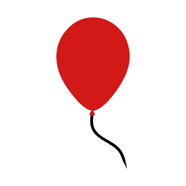 Red Balloon Emoji - Red Balloon - Long Sleeve T-Shirt ...  |Red Balloon Emoji