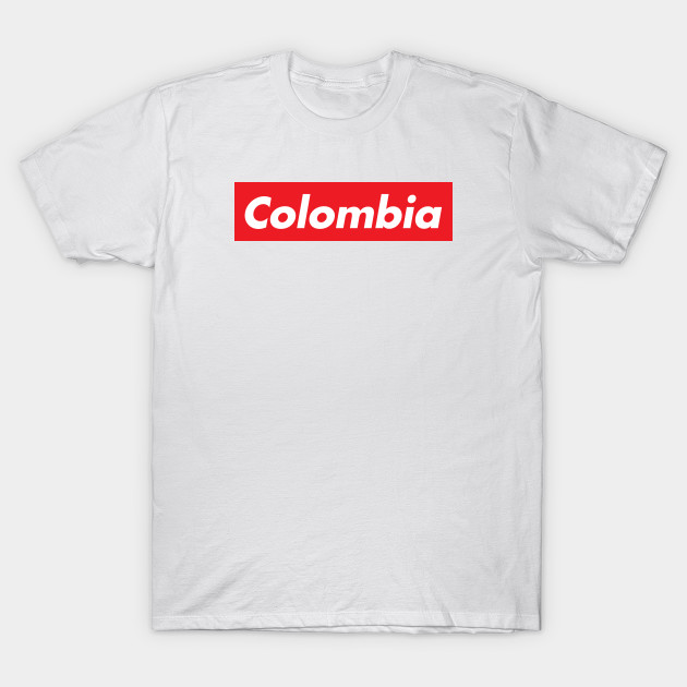 Colombia Supreme - Colombia - T-Shirt | TeePublic UK