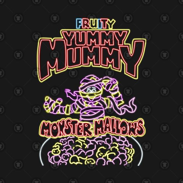 Fruity Yummy Mummy neon