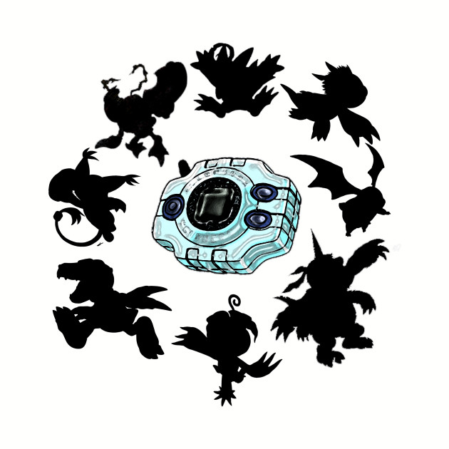 Digimon Adventure Digivice