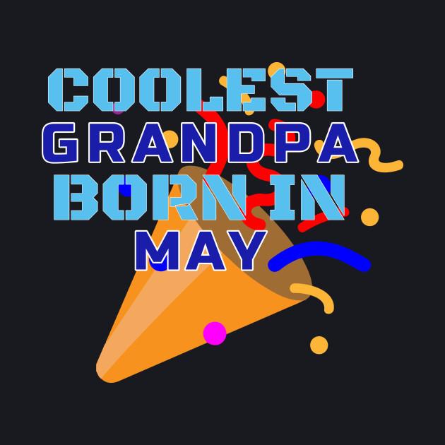 Family Birthday Gift T-Shirt for Grandpa