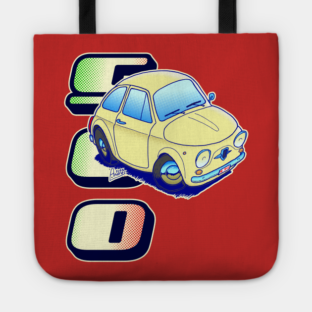 Classic Fiat Cinquencento