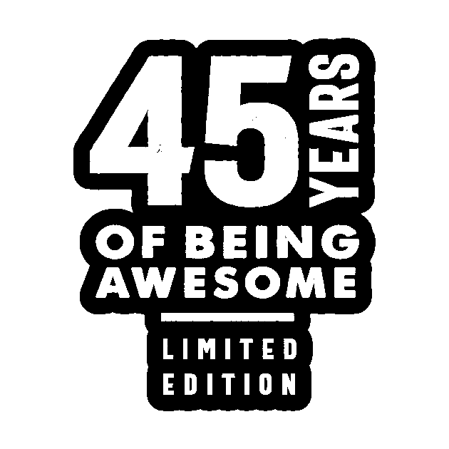 45 Year Old Gift 45th Birthday Gift Ideas Mens And Womens 45th Birthday Gifts Sticker Teepublic