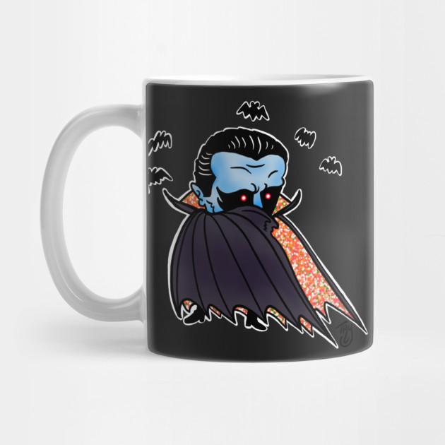 Resultado de imagen de dracula mug