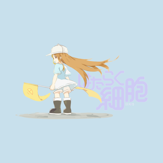 Platelet-chan - Cells at Work!