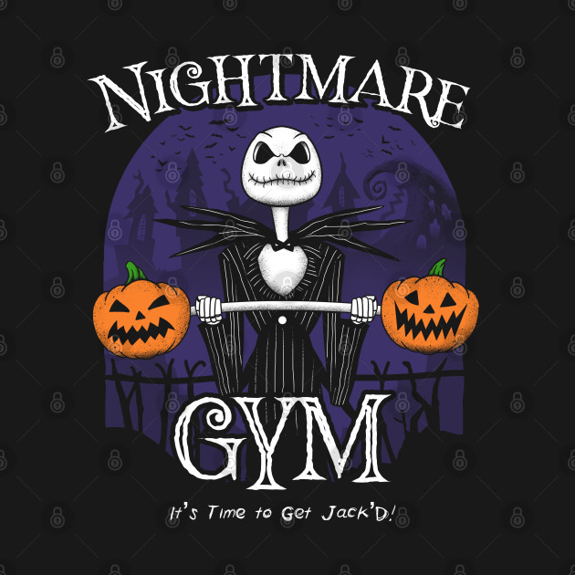 Halloween Town Gym