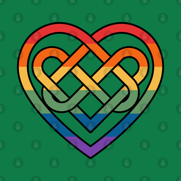 Irish Knot Gay Pride