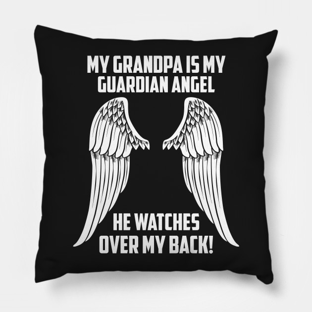 MY GRANDPA ÍS MY GUARDIAN ANGEL