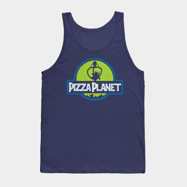4627577b2705ee Pizza Planet - Toy Story - Tank Top