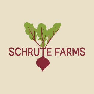 Schrute Farms t-shirts
