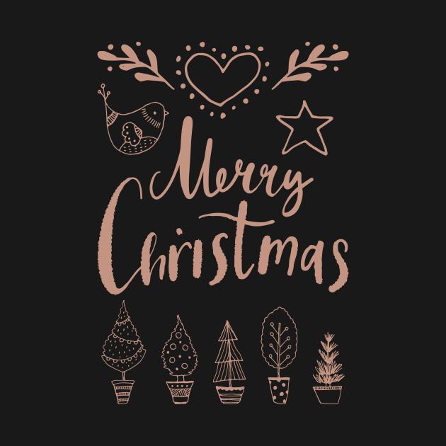 Merry Christmas vintage