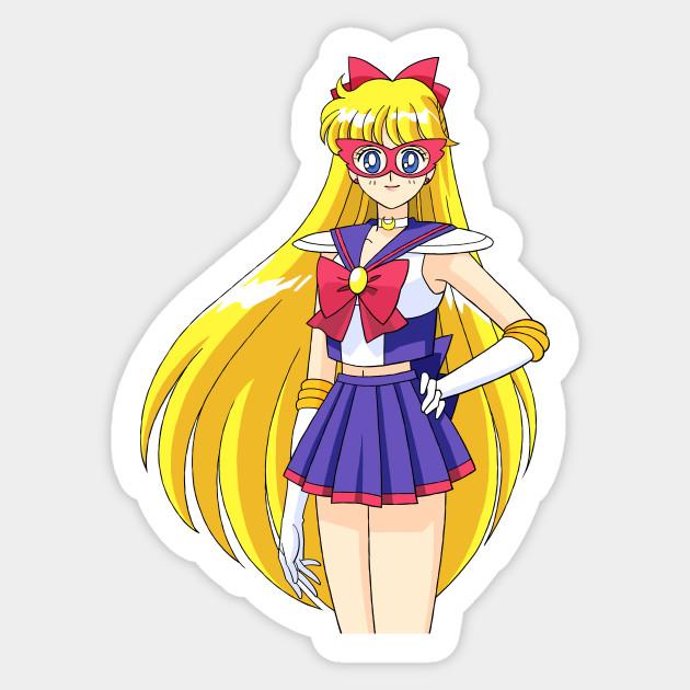 Sailor V (Anime style)