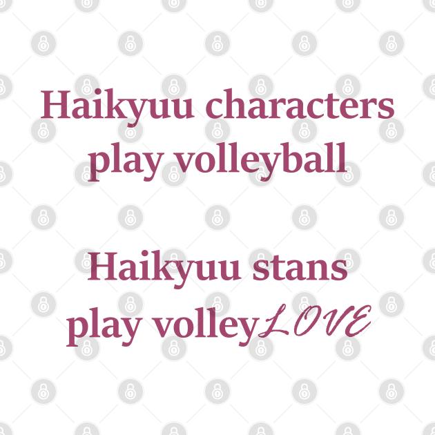 VolleyLove-Version 2