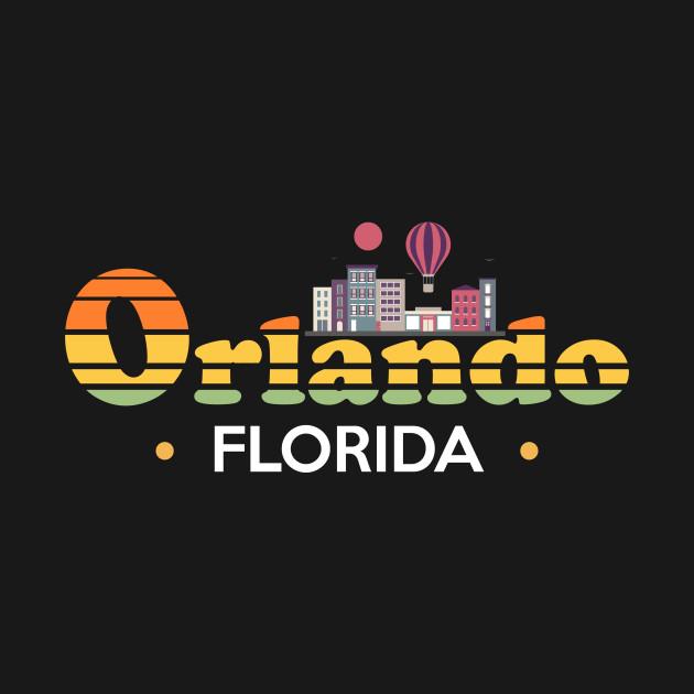 e5df9aa37a6 Orlando Florida Skyline Design Orlando Florida Skyline Design