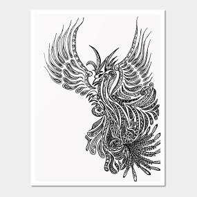 b773aa54b Zentangles Posters and Art Prints   TeePublic