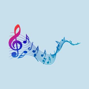 Music Symbols T-Shirts | TeePublic