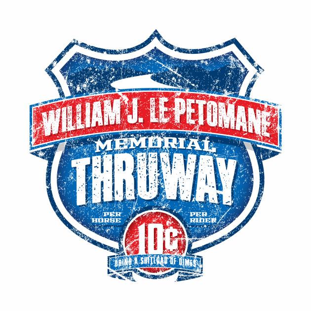 William J LePetomane Memorial Thruway