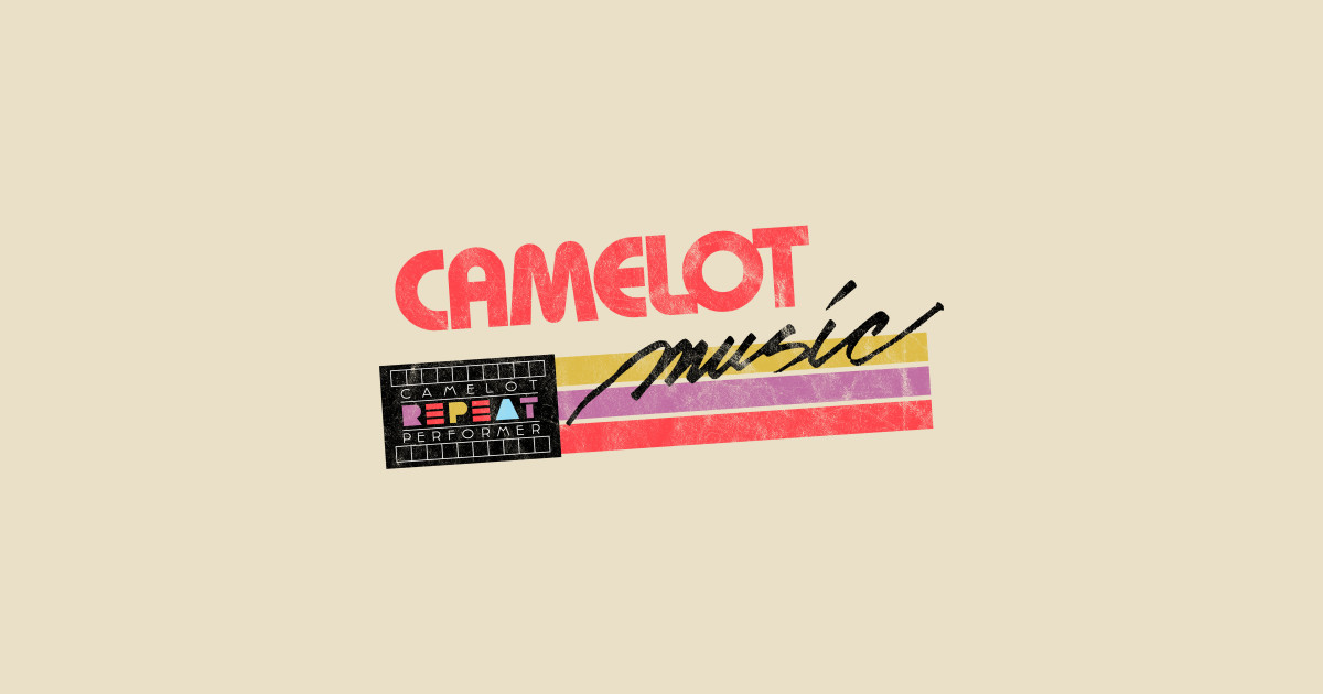 Camelot Music Record Store Shirt
