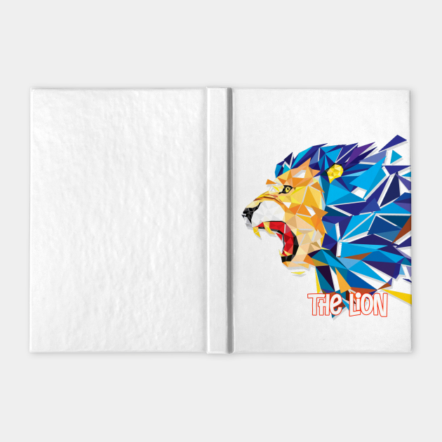 The Lion Graphic