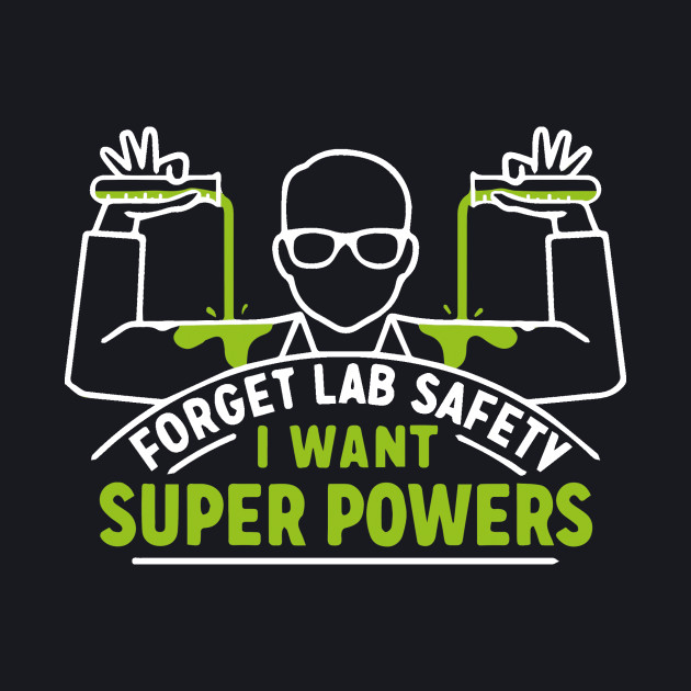 I WANT SUPERPOWERS (White)