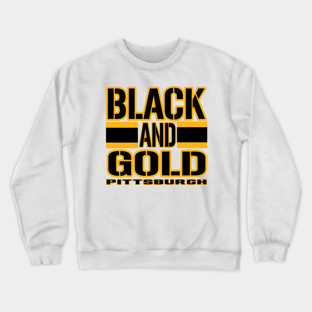 Pittsburgh Lyfe Black And Gold True Football Colors