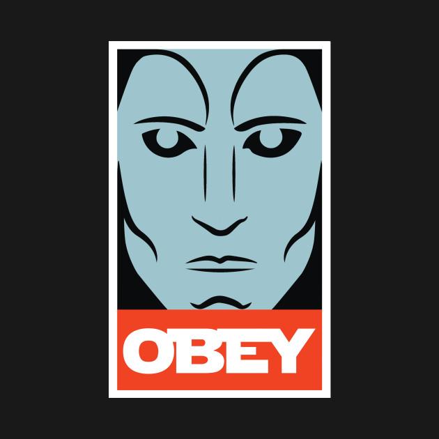 OBEY - Thrawn