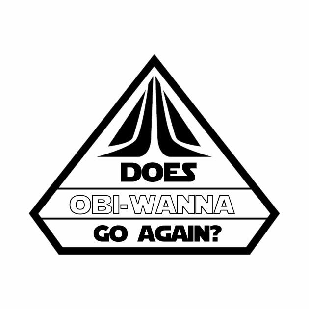 Does Obi-Wanna Go Again? - Star Tours