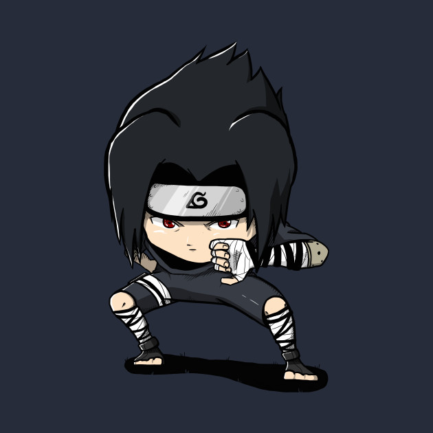 Chibi Sasuke Uchiha