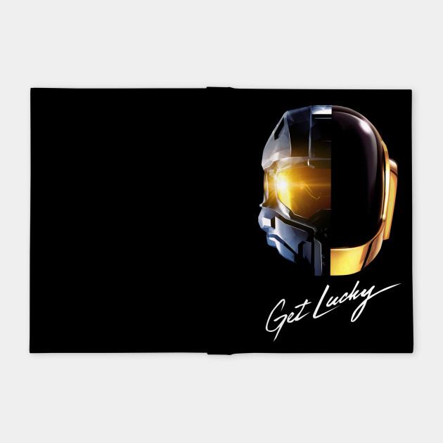 Halo And Daft Punk Mashup