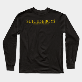 Suicideboys Long Sleeve T Shirts Teepublic